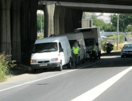 Fraude en el transporte