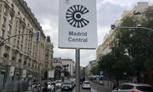 Reunión mesa de seguimiento Madrid Central