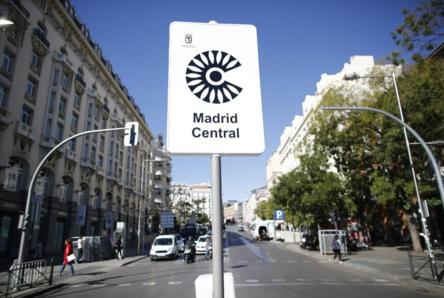 Comité Madrileño Transporte