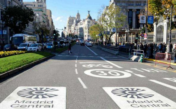 Futuro Madrid Central